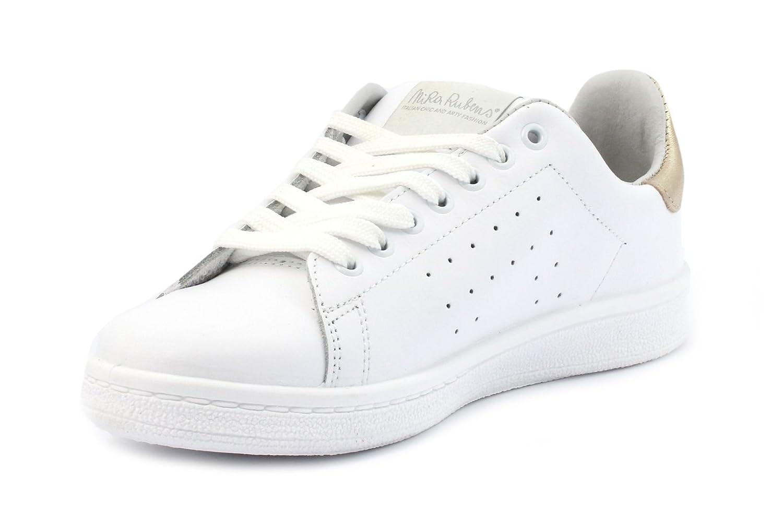 Sneaker Nira Bianco platinum Daiquiri Rubens Stella Dast84 xxnPUTg