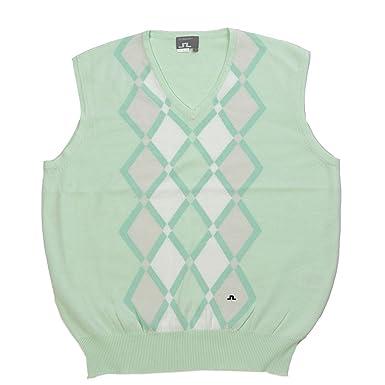 Trui Vest.Amazon Com J Lindeberg Tru Sports Argyle Mens Vest Sweater Large