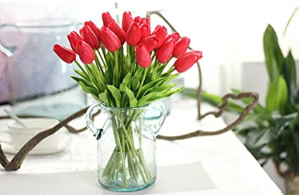 Decorazioni Matrimonio Arancione : Outflower fiori artificiali decorativi per matrimonio casa