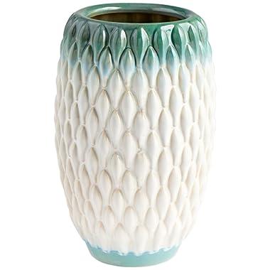 Cyan Design 09087 Verdant Sea Vase Medium