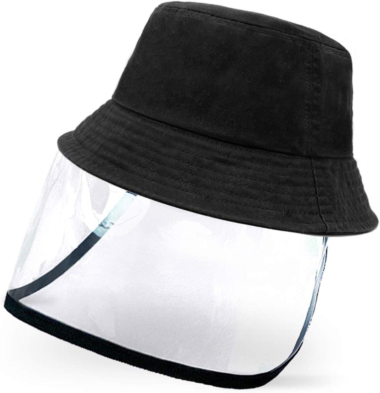 black cotton Bucket Hats Sun Hats