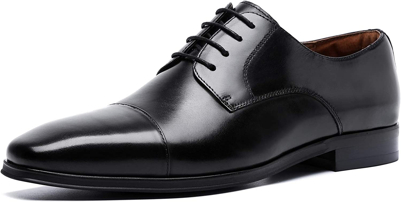 TALLA 40 EU. Desai Zapatos de Cordones Derby para Hombre