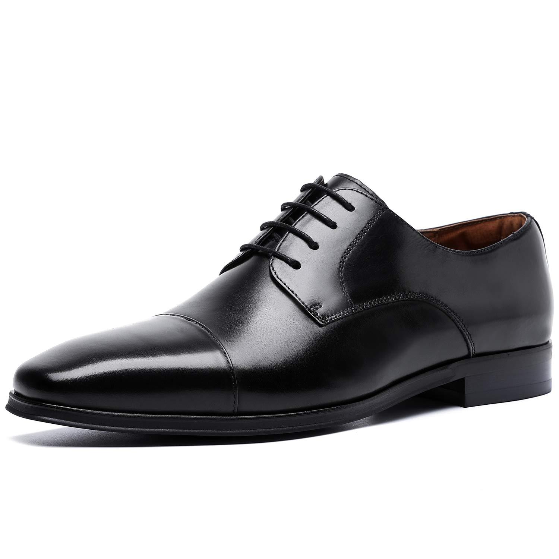 TALLA 41.5 EU. Desai Zapatos de Cordones Derby para Hombre