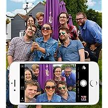 DURAGADGET Selfie Stick for Samsung Galaxy Smartphones -A3, A5, A7, A8, Ace 4, Apollo, Avant, C5, C7, Chat, E5, E7, Grand Neo, Grand Neo Plus,J1,J2, 3,J5,J7,On5,On7,S6,S6 Edge,S7,S7 Edge,Z1&Z3