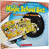 The Magic School Bus Explores the Senses (Magic School Bus (Paperback))