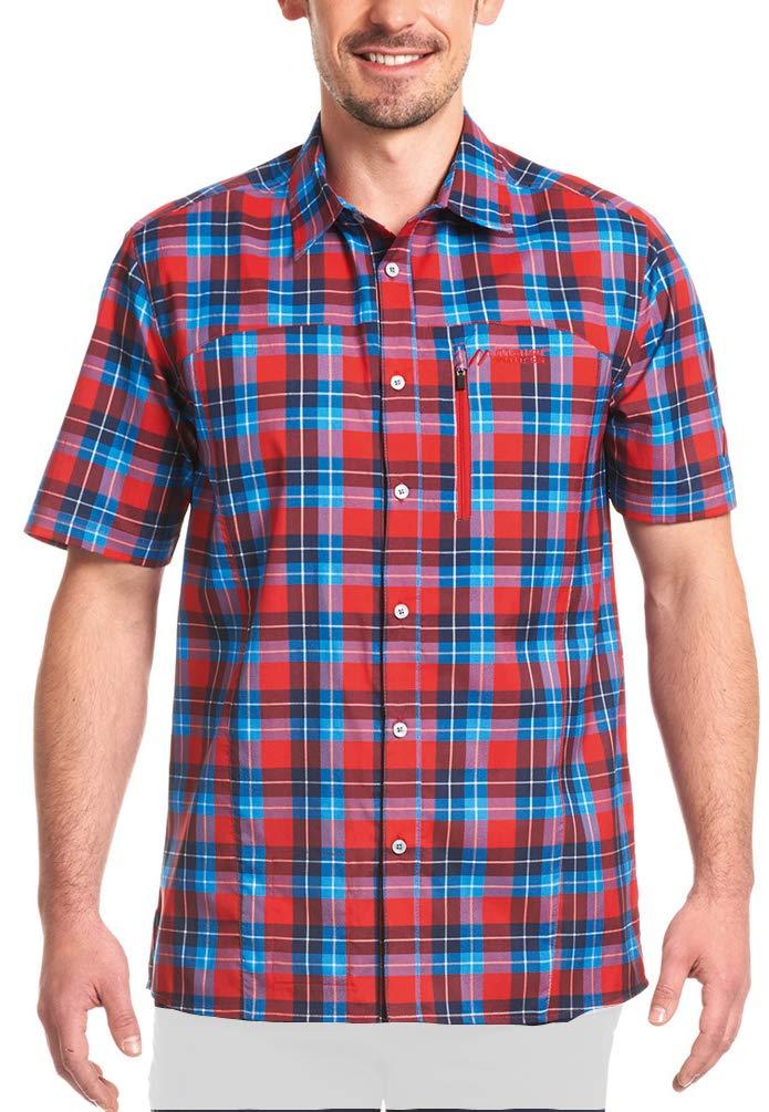 Maier Sports Herren Madoc SS Shirt
