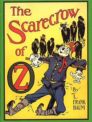 The Scarecrow of Oz (Books of Wonder Series) (Scarecrow Oz)