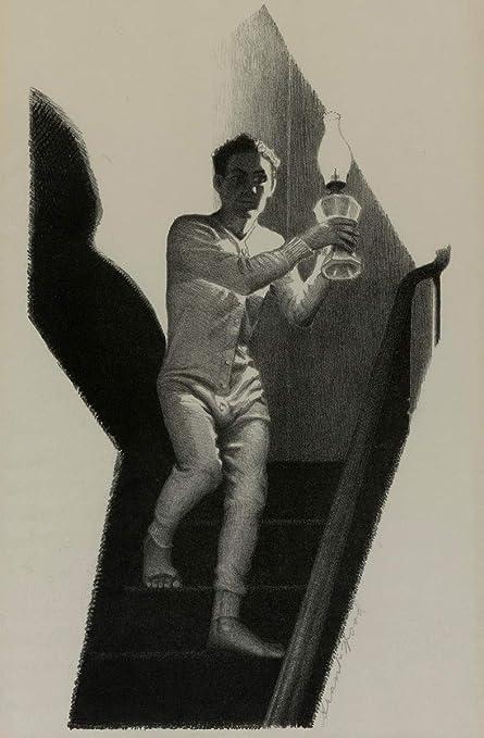 Grant Wood Giclee Papel de Arte impresión Obras de Arte ...