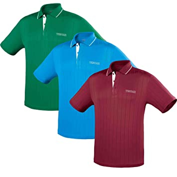 Tibhar Shirt Prestige, Options d' XS, Bleu