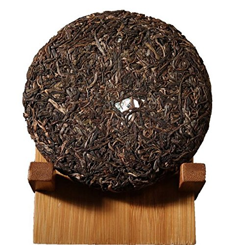 Dian Mai Classical collection 2005 unknown spring tea puer tea 12 years Kunming dry storage 200 gram tea5 cake Total 1000G经典收藏2005年无名春尖普洱老生茶 12年昆明干仓200克5饼 共1000G by Dian Mai 滇迈 (Image #1)