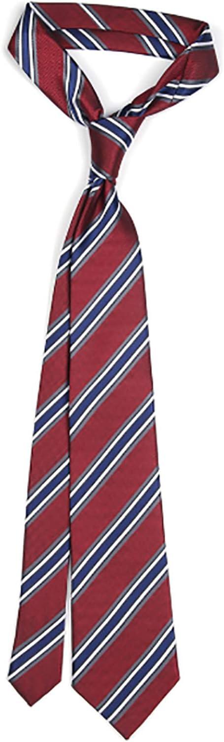 BALALALA Nuevo Diseño Puntos Corbatas para Hombre Gris Azul ...