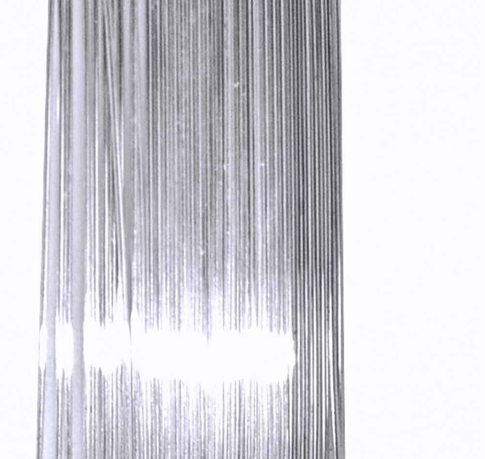 Sterling Silver 24 Gauge Wire Half Hard Round (Qty=12 Feet) uGems ss125