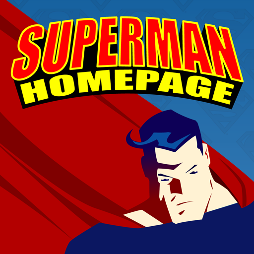 Superman Homepage from Gooii Ltd.