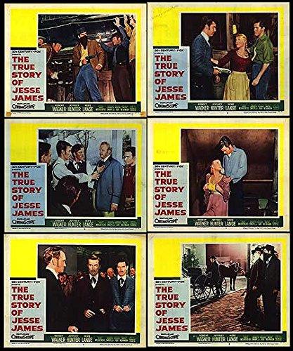 True Story Of Jesse James - Authentic Original 14