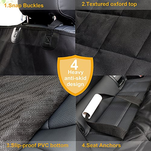 Urpower Pet Seat Cover Car Seat Cover For Pets