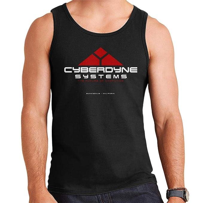 Men's Cyberdyne Systems Terminator Tank Top, S to XXL