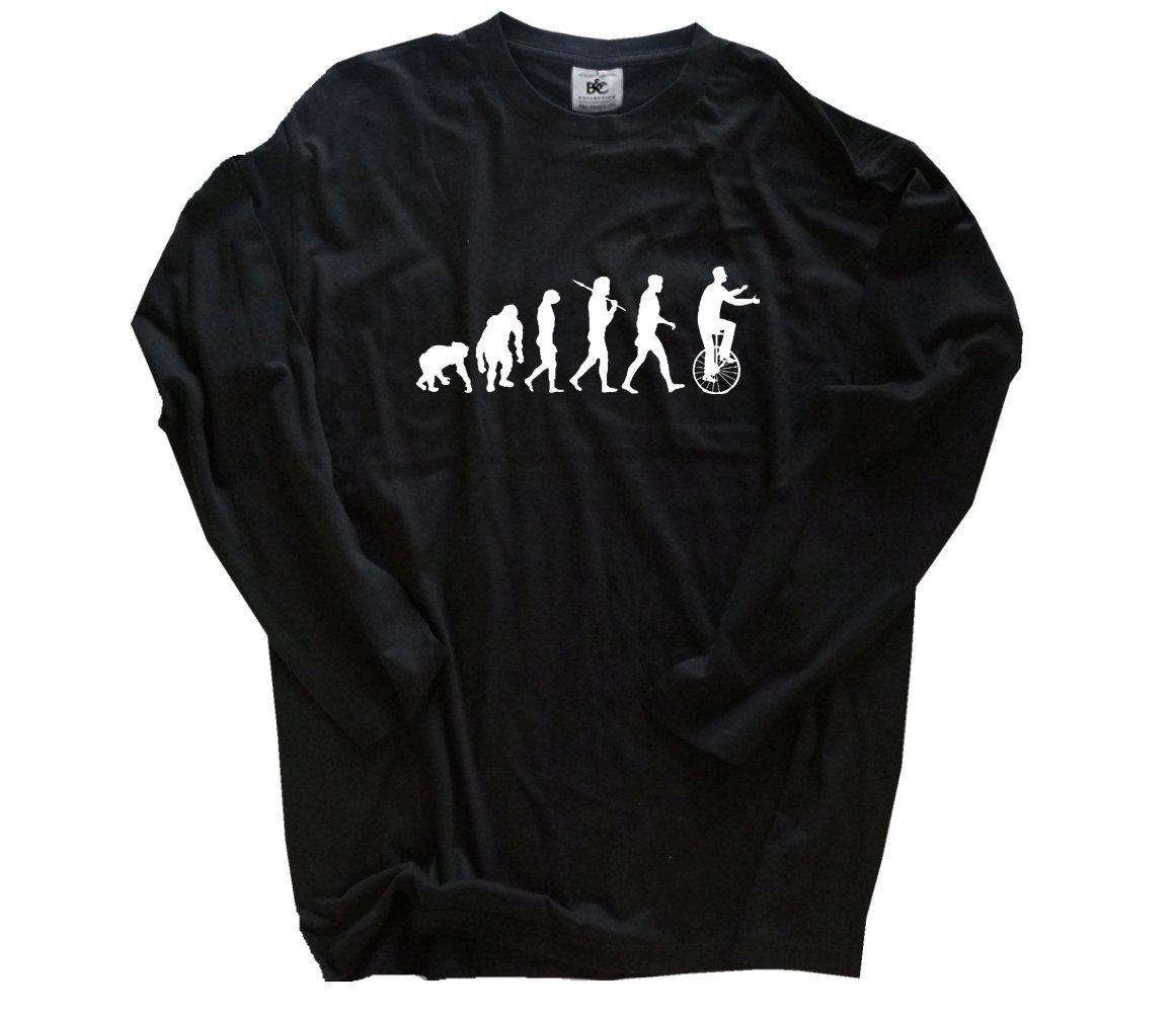 Shirtzshop Shirtzshop Shirtzshop T-shirt Evolution Lehrer B00PXSGWW4 T-Shirts Creative 3bd361
