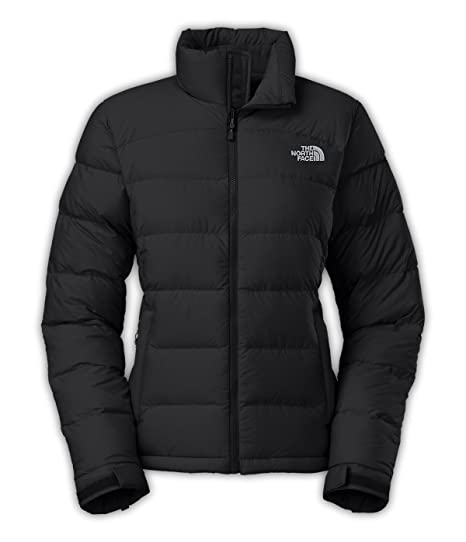 new product f4d48 04450 THE NORTH FACE Damen W Nuptse 2 Jacket Jacke, Schwarz - TNF ...