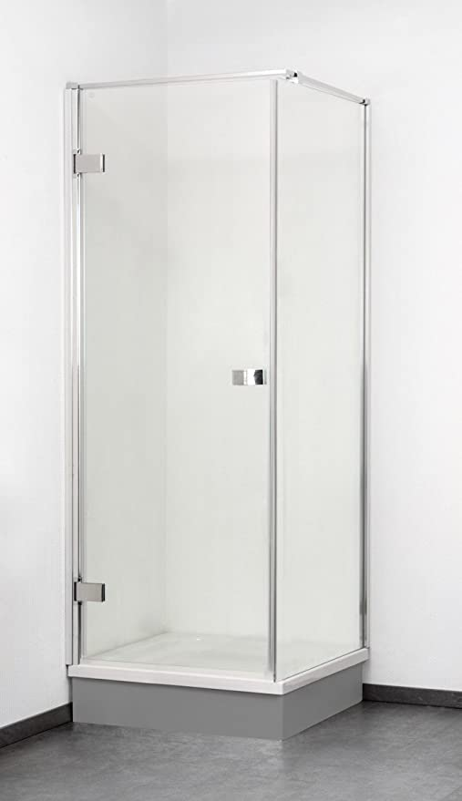 Galdem Mampara Luxury 8 mm ducha cabina de ducha de cristal ...