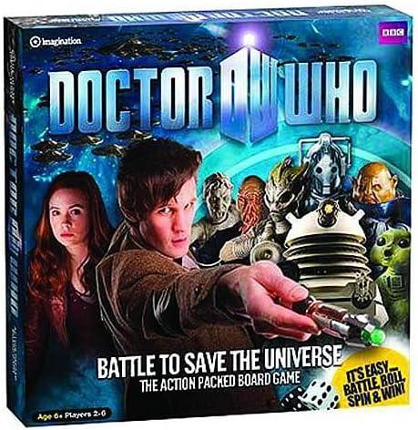 Dr Who - Juego de mesa