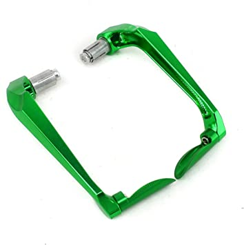 """CNC Motorcycle 7//8/"""" Brake Clutch Lever Protector Protection Handguard Hand Guard"""