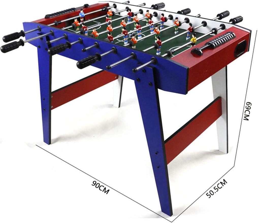 Hh001 8-Bar Máquina de fútbol de Madera Juego de Mesa Interactivo ...