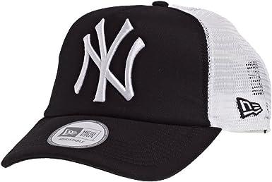 Cappellino New Era official trucker NY Yankees
