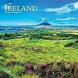 Ireland 2020 7 x 7 Inch Monthly Mini Wall Calendar, Scenic Travel Dublin Irish