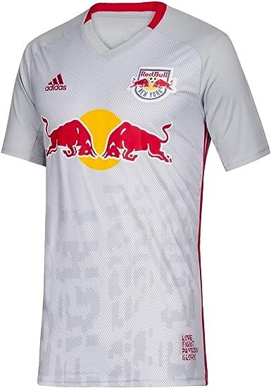 heroína Apariencia enero  Amazon.com: Adidas New York Red Bulls - Camiseta de fútbol para niño:  Clothing