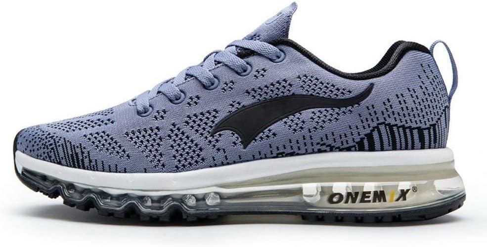 ONEMIX Schuhe Männer Luftkissen Herren Laufschuhe Sportschuhe Trainers für Männer Gym Sport Athletisch Running Sneaker
