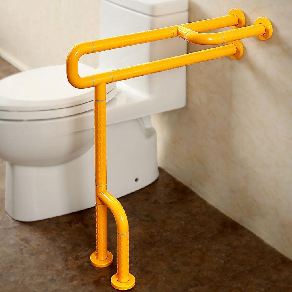 Amazon.com: Toilet Armrest Old Man Disabled Accessible Non-Slip ...