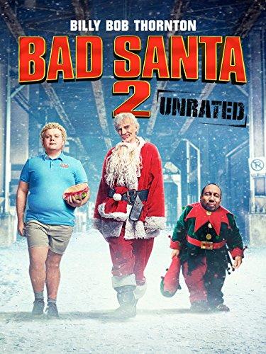Bad Santa 2 Unrated (Santa 2 Bad)