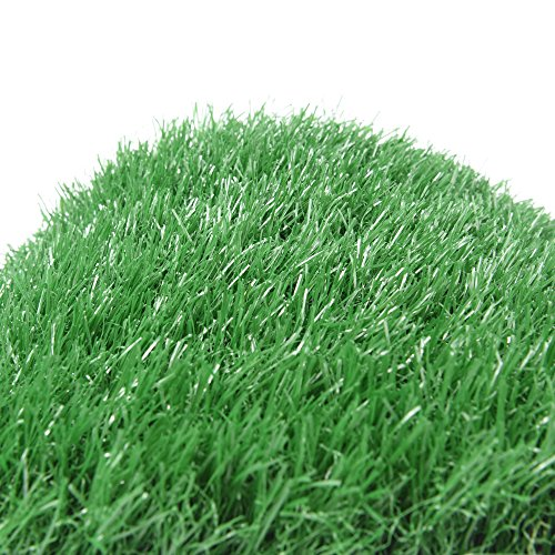 Artificial Turf Lawn Artificial Fake Grass Indoor Outdoor Landscape Pet Dog Area - Fake Shades