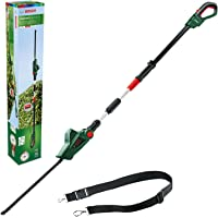 Bosch Cordless Telescopic Hedge cutter Universal Hedge Pole 18 (Without Battery, 18 Volt System, in Box)