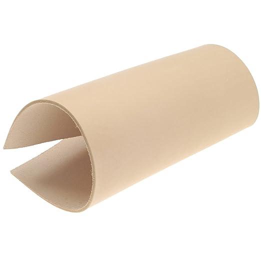 Blankleder 1,5 mm Dick Punzieren Vegetabil Natur Echt Rindsleder Leather 80