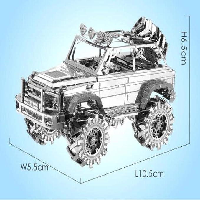 MQKZ Vehículo Todoterreno SUV 3D Tridimensional montado en ...