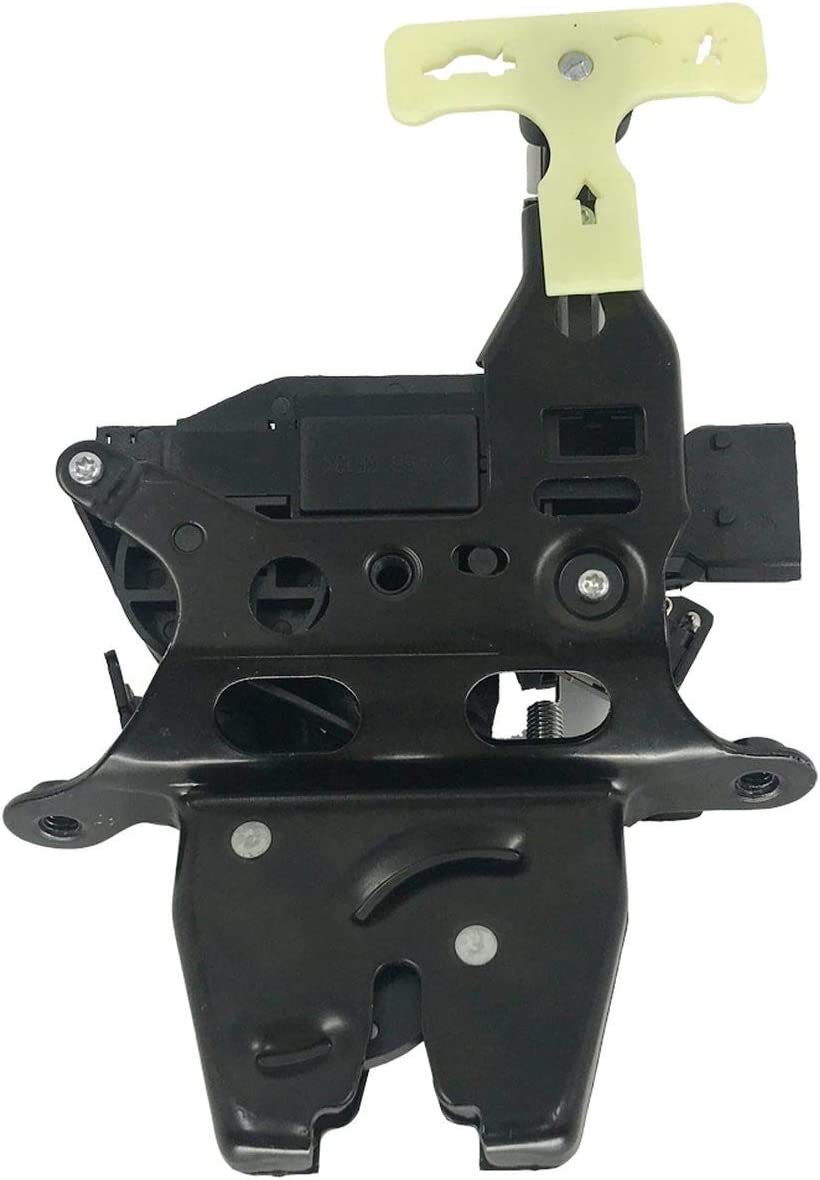 SKP SK931258 Power Trunk Lock Actuator Assembly with Latch and Manual Release