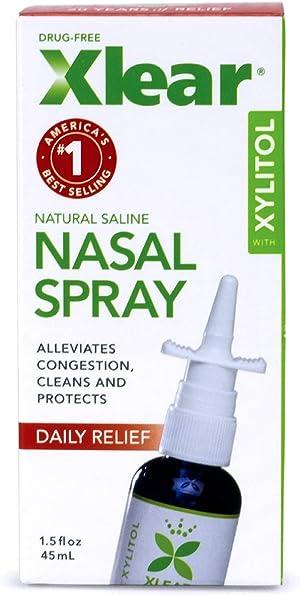 Xlear Nasal Spray for Sinus Relief 1.5 fl oz