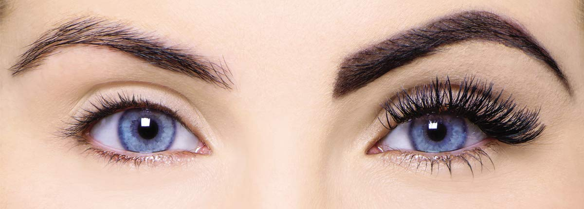 0f5dba1457c Buy Love Lash Magnetic Eyelashes 2 Pair/8 Pieces Online at Low Prices in  India - Amazon.in