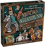 munchkin board game - Munchkin Steampunk Deluxe Card Game