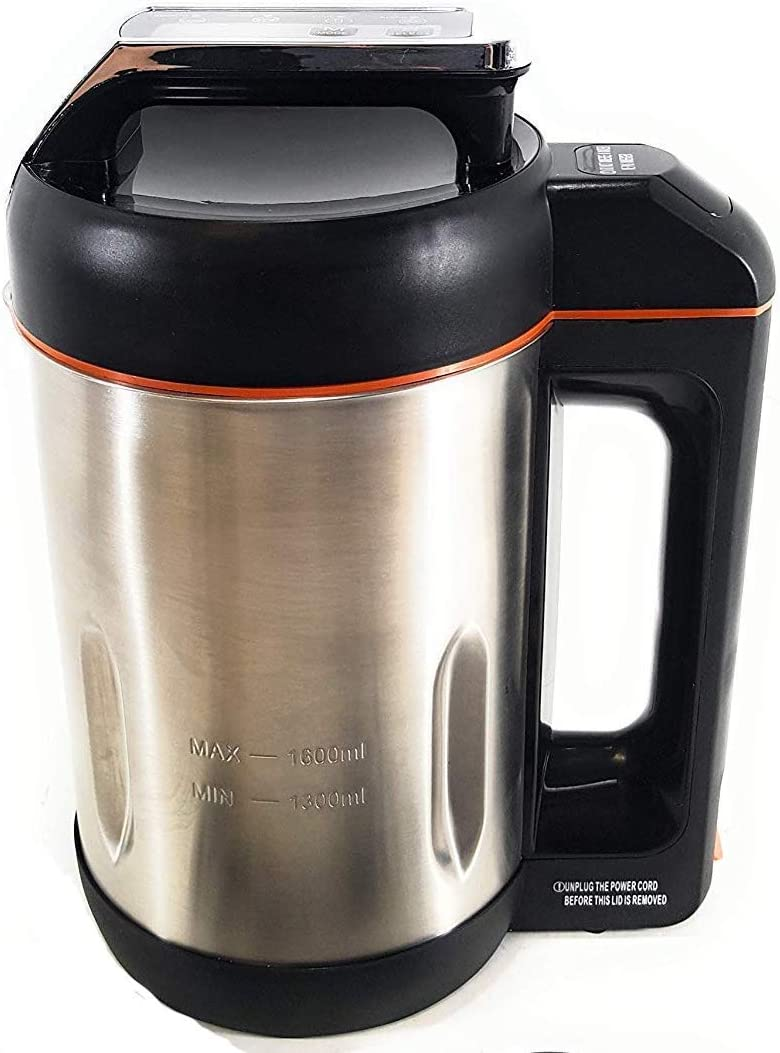 "Smart Living Soup Maker For Beginners. Top 5 Soup Makers: ""Tips On Healthy Cooking Practices"""