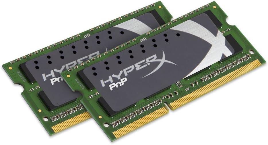2X 8GB Kingston 16GB DDR3 PC3-15000 1866MHz 240pin NON ECC RAM KHX18C11P1K2//16