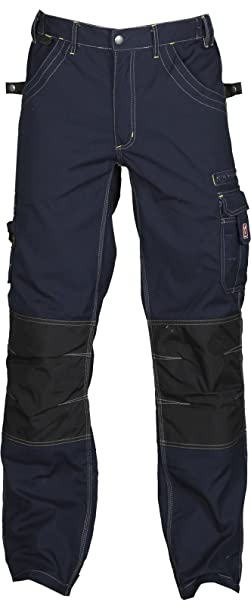 Pantalone da Lavoro Tecnico Multitasche Copri Ginocchiere Cordura Payper  Viking  Amazon.it  Abbigliamento 1fd88f40211