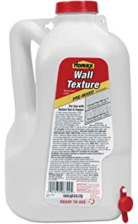 Homax Group 8322 Pre Mixed Wall Texture with Orange Peel and Splatter Texture, 2.2-