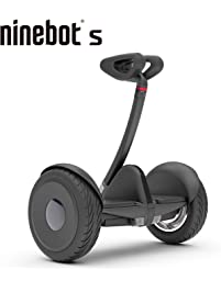 Segway N3M240 Ninebot S Smart Self Balancing Transporter by - Pro Hoverboard for Adults n Kids - Dual 400W Motors UL2272...