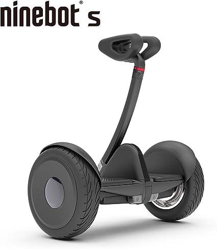 Amazon.com: Segway Ninebot S Smart - Patinete eléctrico ...