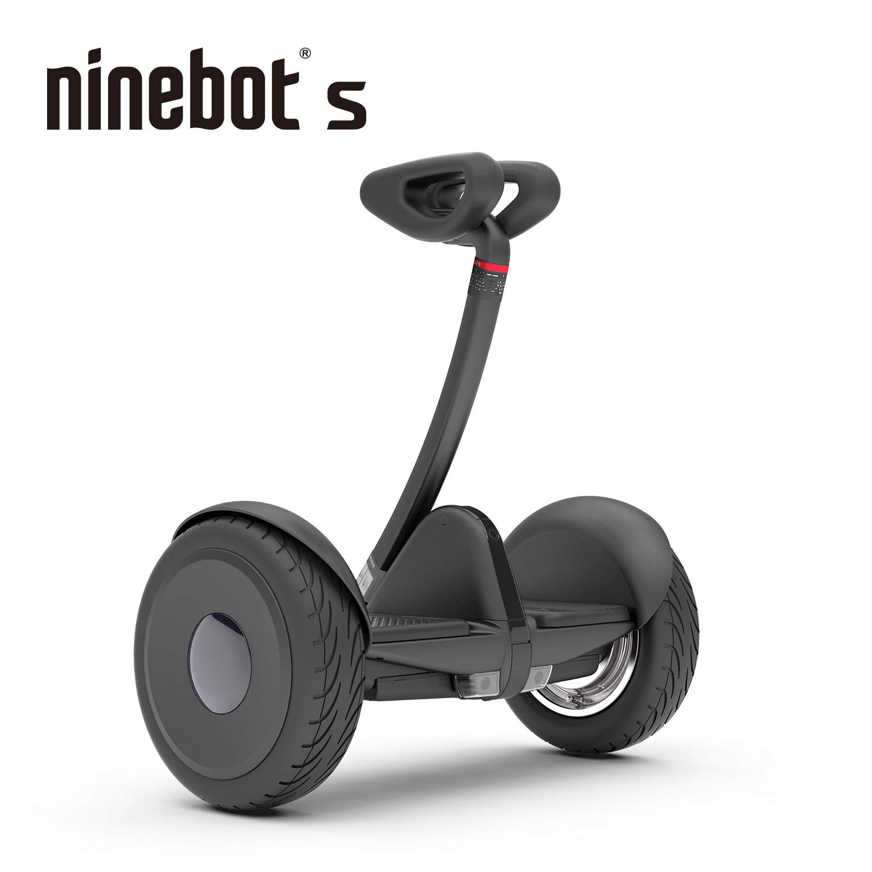 Segway Ninebot S Smart Self-Balancing Electric Transporter, Black by SEGWAY