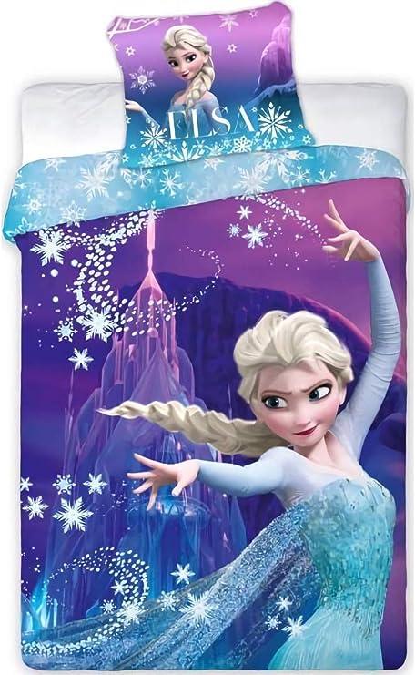 Copripiumino Di Frozen.Disney Frozen 2 Copripiumino Per Letto Singolo 140x200 63x63