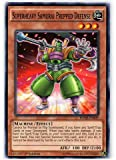 Yu-Gi-Oh! - Superheavy Samurai Prepped Defense (BOSH-EN009) - Breakers of Shadow - 1st Edition - Common