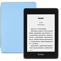 全新Kindle Paperwhite 32GB + NuPro轻薄?;ぬ壮堤鬃?- 月光蓝